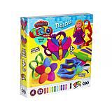 Тесто для лепки «Пазлы» русский язык, TMD-11-02, магазин игрушек