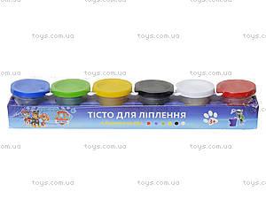 Набор пластилина для творчества малышей, 1009A, фото