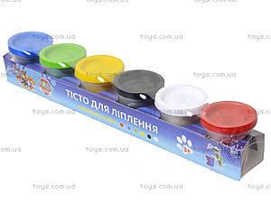 Набор пластилина для творчества малышей, 1009A, цена