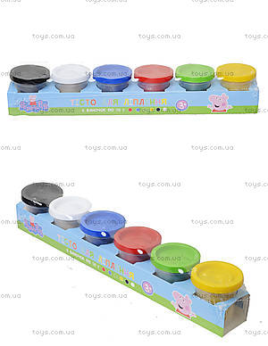 Набор пластилина для творчества малышей, 1009A, toys