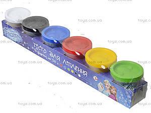 Набор пластилина для творчества малышей, 1009A, детский