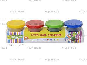 Пластилиновое тесто для творчества детей, 1008A, игрушки