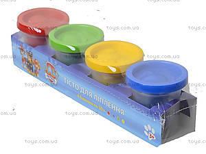 Пластилиновое тесто для творчества детей, 1008A, доставка