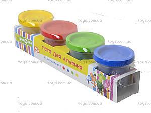 Пластилиновое тесто для творчества детей, 1008A, купить игрушку