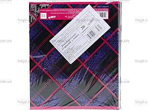 Тетрадь 12 листов Monster High, MH14-234-1K, купить