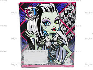 Тетрадь 12 листов Monster High, MH14-234-1K, отзывы