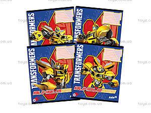 Тетрадь 12 листов Transformers, TF14-234K