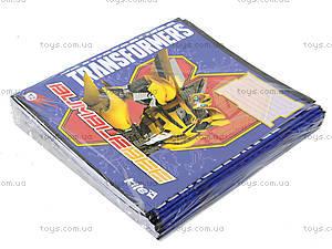 Тетрадь 12 листов Transformers, TF14-234K, фото