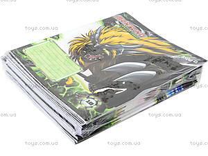 Тетрадь 18 листов Monsuno, MS13-237K, купить
