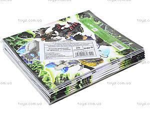 Тетрадь 18 листов Monsuno, MS13-237K, фото