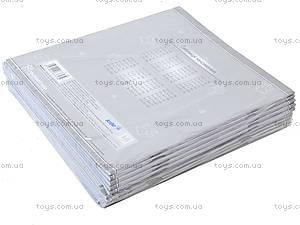 Тетрадь клетка, 18 листов, R14-236K, фото