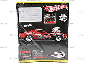 Тетрадь клетка Hot Wheels, HW14-236K, купить