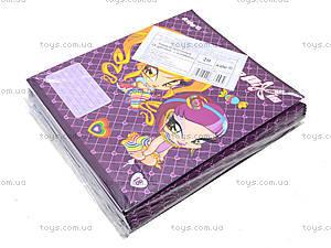 Тетрадь клетка Pop Pixie, 18 листов, PP14-236K, купить