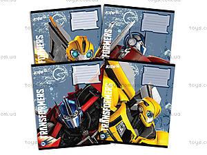 Тетрадь клеточка Transformers, TF14-238K