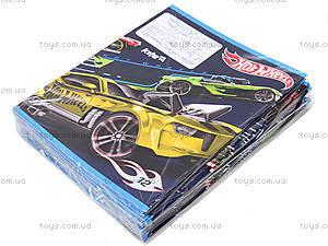 Тетрадь косая линия Hot Wheels, HW14-235K, купить