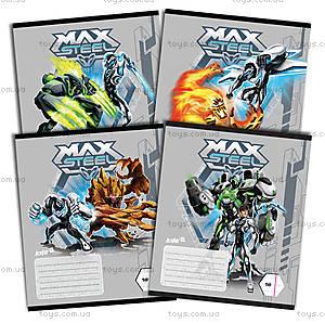 Тетрадь линия Max Steel, 18 листов, MX14-237K
