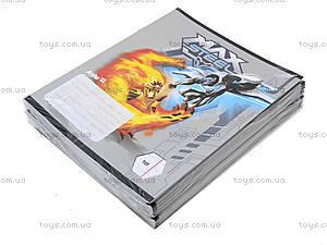 Тетрадь линия Max Steel, 18 листов, MX14-237K, купить