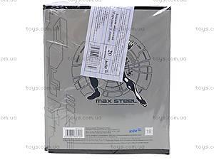 Тетрадь линия Max Steel, 18 листов, MX14-237K, фото