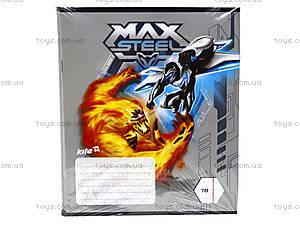 Тетрадь линия Max Steel, 18 листов, MX14-237K, отзывы