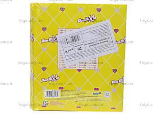 Тетрадь Pop Pixie, 12 листов, PP14-232K, фото