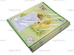 Тетрадь Popcorn Bear, 12 листов, PO14-234K, купить