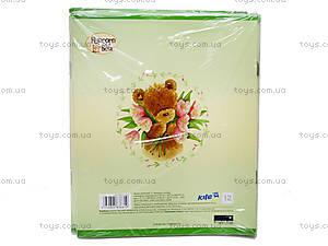Тетрадь Popcorn Bear, 12 листов, PO14-234K, фото