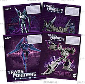 Тетрадь Transformers, 24 листа, TF13-239K