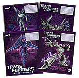 Тетрадь Transformers, 24 листа, TF13-239K, отзывы