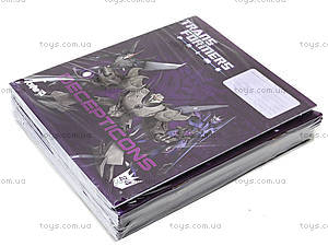 Тетрадь Transformers, 24 листа, TF13-239K, игрушки