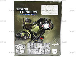 Тетрадь «Трансформеры», 18 листов, TF13-237K, купить