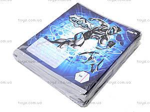 Тетрадь в клеточку, 18 листов, MX14-236K, купить