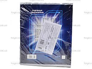 Тетрадь в клеточку, 18 листов, MX14-236K, фото