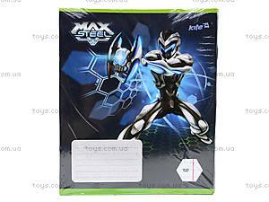 Тетрадь в линию Max Steel, MX14-234K, отзывы