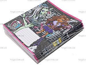 Тетрадь в линию Monster High, MH14-237K, фото