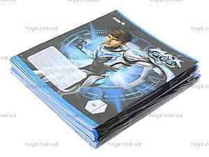 Тетради 12 листов, клетка, MX14-232K, купить