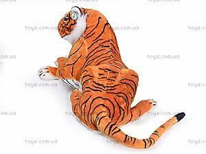 Тигр мягкий, музыкальный, S-ATA3193/110, фото