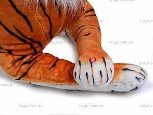 Тигр мягкий, музыкальный, S-ATA3193/110, отзывы