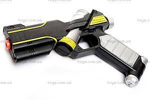 Тир, с пистолетом и мишенью, 1101, фото