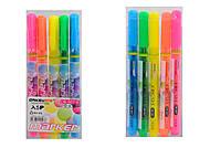 Текстовый маркер OR, 5 цветов , OR-507-5