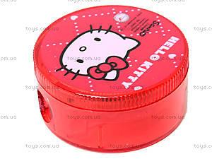 Точилка круглая Hello Kitty, HK13-116К, купить