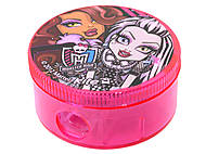 Точилка круглая Monster High, MH13-116К, отзывы