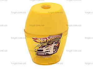 Точилка с контейнером Hot Wheels, HW13-109К, купить