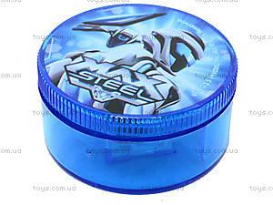 Точилка с контейнером, круглая, MX14-116К, купить