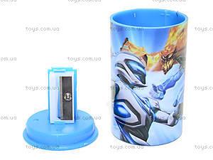 Точилка с контейнером Max Steel, MX14-118К, купить