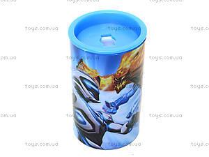 Точилка с контейнером Max Steel, MX14-118К, фото