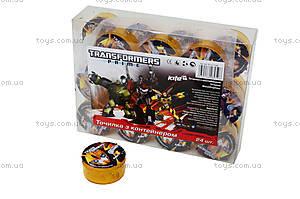 Точилка с контейнером Transformers, TF13-116К