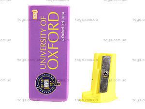 Цветная точилка с контейнером «Оксфорд», 620220, фото