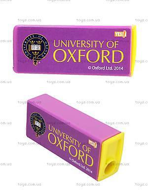 Цветная точилка с контейнером «Оксфорд», 620220