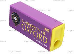 Цветная точилка с контейнером «Оксфорд», 620220, отзывы