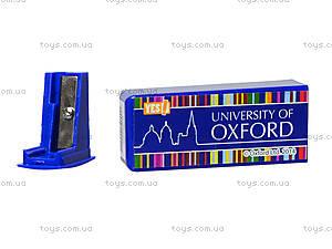Канцелярская точилка с контейнером «Оксфорд», 620222, фото